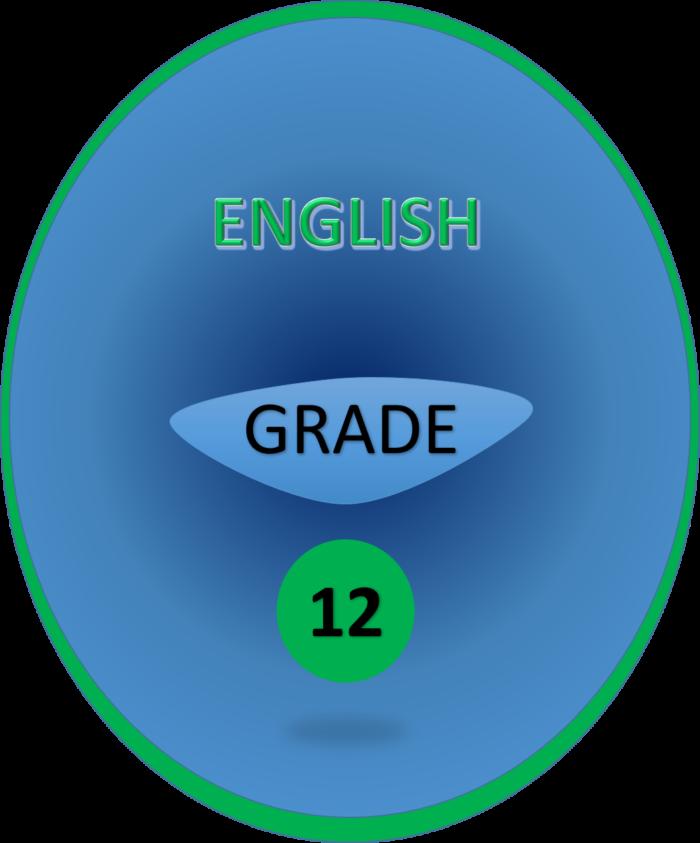 GRADE 12 ENGLISH